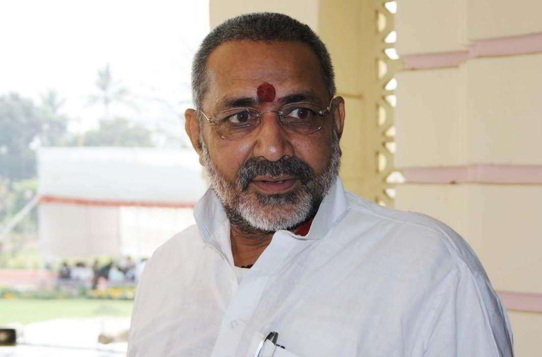 Giriraj Singh