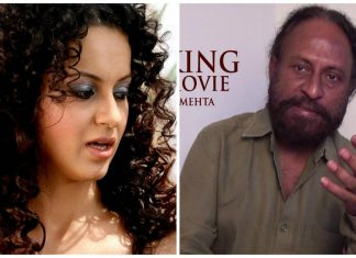 Troubled director Ketan Mehta left the film because of Kangana