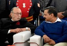 Kejriwal jolts, Baijal has denied compensation of Rs.1 crore