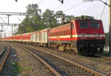 Six passengers became sick due to poor food served in the Rajdhani Express