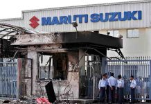 Court ruled in Maruti case, 117 people acquitted