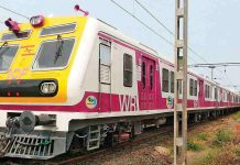 the first train will be inaugurated in India under Make-in-India today