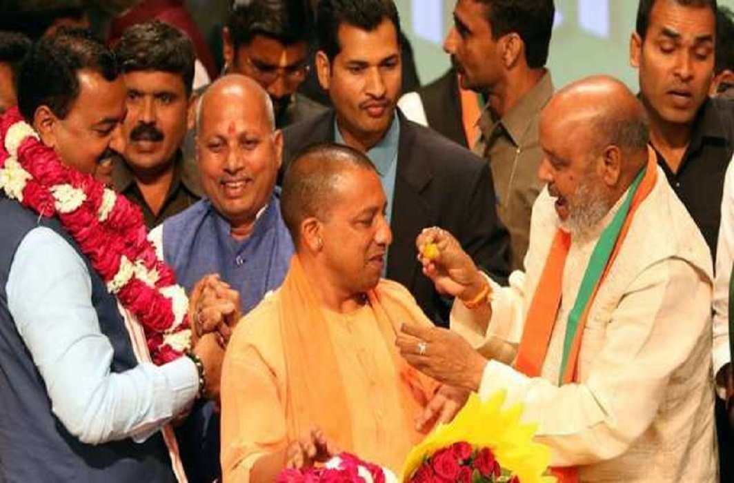 Yogi will become CM in presence of PM Modi, will take oath at two o'clock in the afternoon