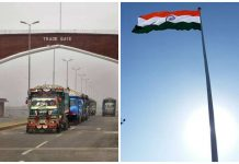 india hoisted highest visible tricolor from lahore