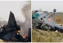 Bad day for Air Force, two aircraft crashed including Sukhoi-30