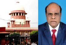 SC has issue bail warrant against to karnan