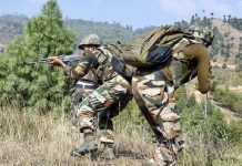 Jammu and Kashmir: Encounter between army and terrorists continues