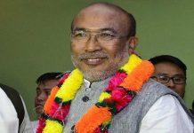 BJP proved their majority In Manipur