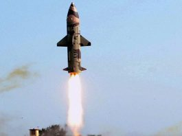Breakthrough, another interceptor missile test successful