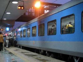 Railway passengers can pay cash on delivery for tickets
