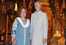 Salma Ansari, wife of the country's vice-president Hamid Ansari on triple talaq