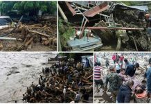 Disaster in columbia took the life of 250 people, hundreds injured