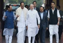 Before 3 years of central government, PM gives homework to ministers
