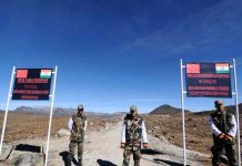 China has change names of six districts of Arunachal Pradesh