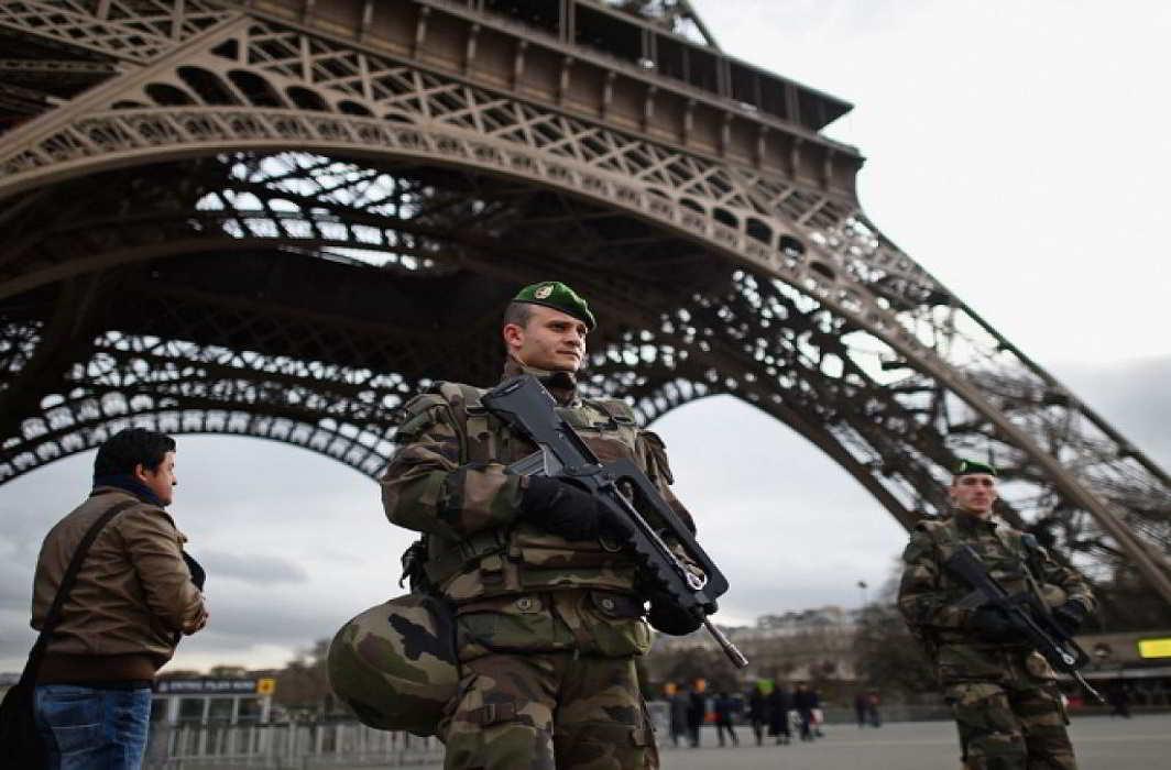 France's capital Paris