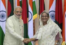 22 agreements between Bangladesh and India