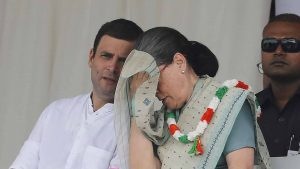 CBI may question to Sonia and Rahul Gandhi on the AJL case