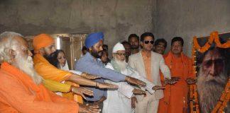 muslim karsewak manch arrives ayodhya to build ram temple
