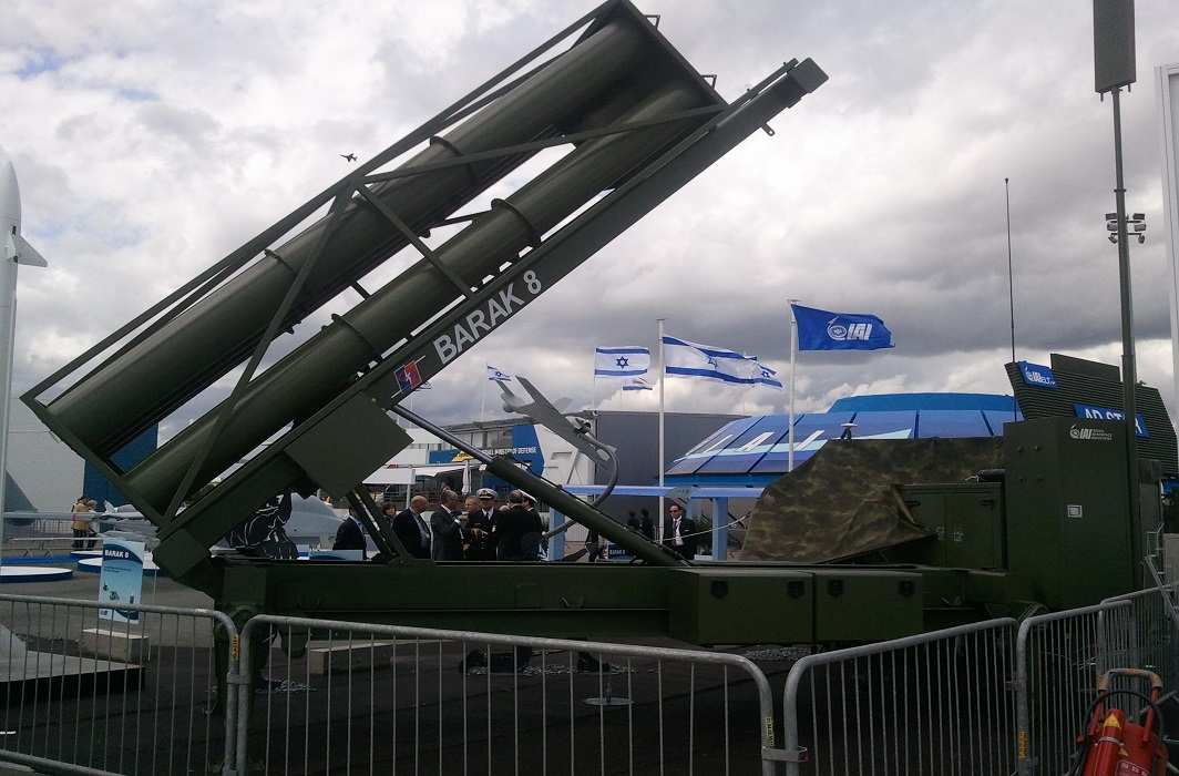 Prime Minister approves the purchase of 100 Barak missiles before Israel visit