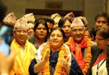 from today Vidya Devi Bhandari will be on a five day visit to India