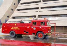 Lack of staff in fire brigade department of Delhi