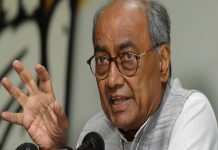 Digvijay Singh gave the disputed statement, told the Kashmiris innocent