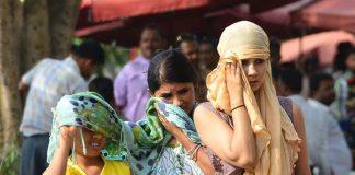 Temprature has crossed 42 degrees in Delhi