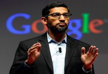 Google's Indian CEO earned about 1285 crores in a year