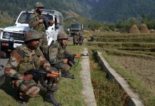3 jawans were killed in a terrorist attack in Jammu Kashmir's Kupwara