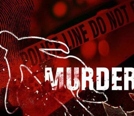 Woman murdered in front of Mainpuri police station in UP