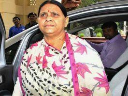 Rabri speaks on Sushil Modi's allegations