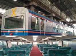 Train with AC vestodom coach will run between Vishakhapatnam and Kirandul
