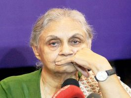 Sheila Dikshit's advice to the Rahul, give time for party, or else Congress will end