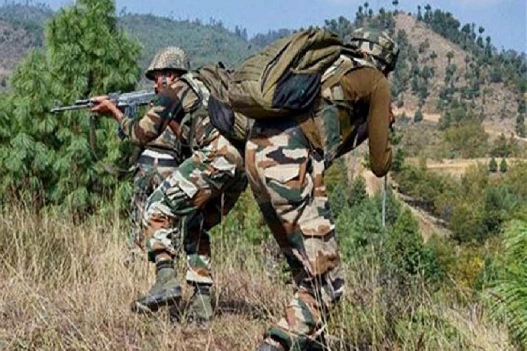 Indian Army has foiled the infiltration efforts of Pakistan in Uri, Rampur and Talal of Kashmir.