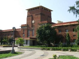 Online registration for admission in DU starts from Monday