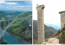 World's highest railway bridge to be built on Jammu-Kashmir-Chenab river