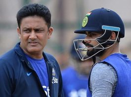 The demand for incremental salary of Kumble failed,