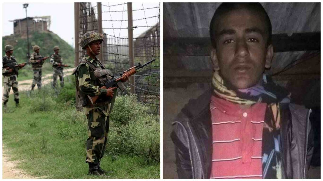Army caught 12-year-old boy on LoC, child came from POK