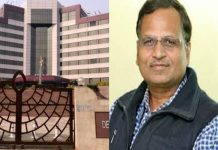 CBI raids on six bases including Delhi-Health Minister Satyendra Jain
