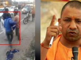 In Greater Noida, the people of the Goraksha Dal beat the two youths taking the cow and fiercely