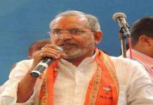 BJP MP KC Patel