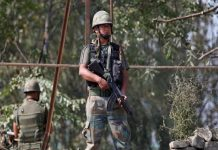 ceasefire violation by pakistan, 2 jawans martyred, 1 injured