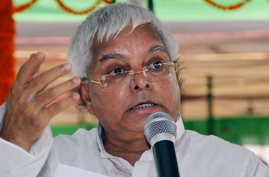 Lalu said-Ganga-riot, 3 divorces-3 brokers are Modi's achievements