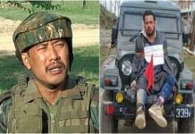 Army honored Major Litul Gogoi