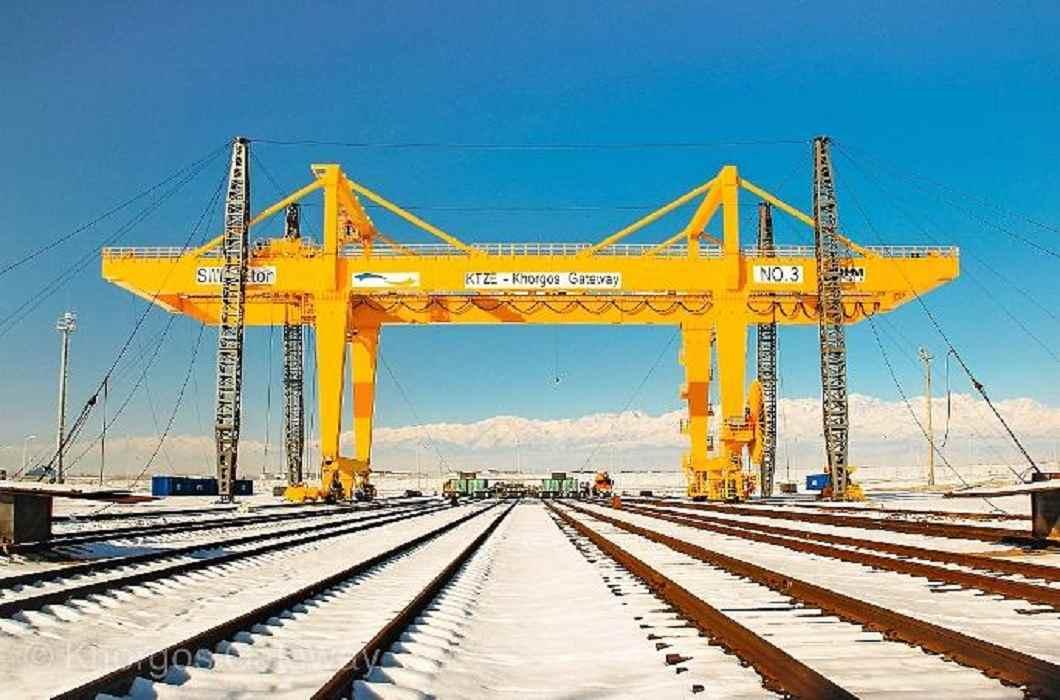 India's Asia-Africa growth coridor concept like one belt one coridor