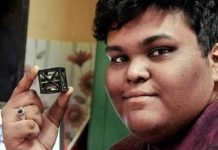 Rifat Shahrukh has created the world's smallest satellite