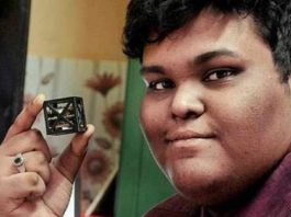 Rifat Shahrukh has created the world's smallest satellite