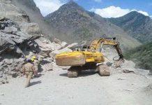 Uttarakhand Badrinath highway