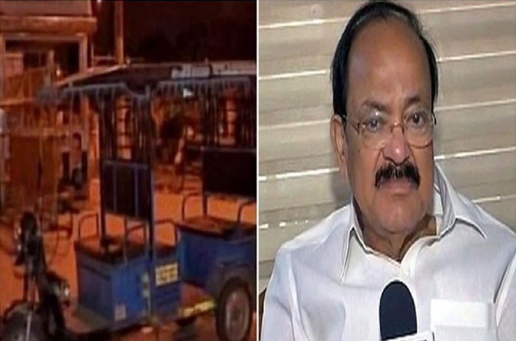 Venkaiah Naidu orders inquiry ordered for murder of e-rickshaw driver