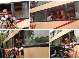 Sanjiv Jha arrested before fasting, Kapil again asked Kejriwal questions